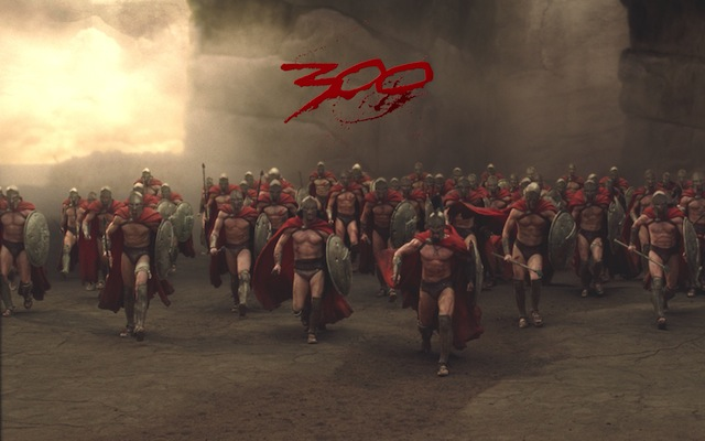 300spartanmenreadytofight